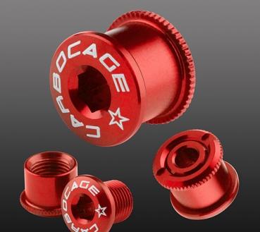 aluminium tunnel eloxiert schraube von carbocage rot 10mm. Black Bedroom Furniture Sets. Home Design Ideas